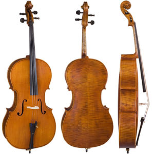 High Grade Solid Wood Cello (N-C-31) pictures & photos