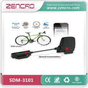 Wireless Bluetooth 4.0 2.4Ghz Cycling Speed Cadence Bike Sensor App for Phone