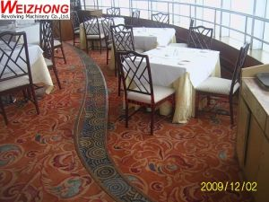 Revolving Restaurant  Pin-Gear Drive System in The High Buildings pictures & photos