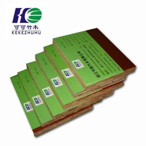 Bamboo Plywood with Film