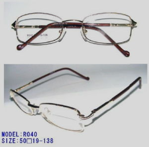 Metallic Optical Frames R040