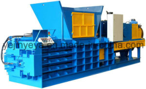 Epm160 Horizontal Cardboard and Waste Paper Baler (25 years factory) pictures & photos