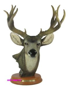 Polyresin Mule Deer Bust of Deer Decor pictures & photos