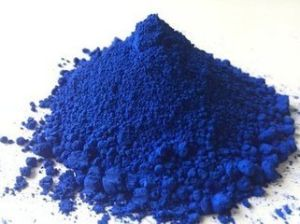 Ultramarine Blue for Paint, Detergent