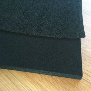 Semi Open Cell EPDM Foam for Sealing and Gasket pictures & photos