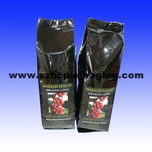 Coffee Packing Pouch Bag with Valve Coffee Bean Bag