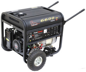 6kw CE Approval Gasoline Generator (WK6600/E) pictures & photos