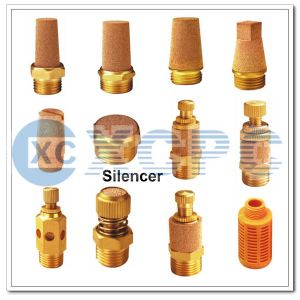 Sintered Brass Silencer to Low The Voice pictures & photos