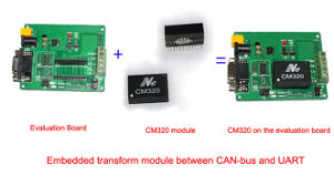Embedded Transform Module Between Can-Bus and Uart (NE-CM320)