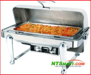 Stainless Steel Chafing Dish Food Warmer for Restarurant Hotel pictures & photos