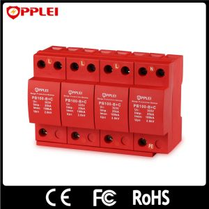 Class B AC Power Surge Protector Electrical System Lightning Arrester pictures & photos