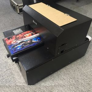 d6c4a58f7 China A4 Size Digital DTG T-Shirt Printer with White Ink - China ...