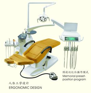 Computer-Controlled Dental Unit with Ce ISO pictures & photos