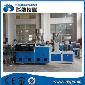 New Plastic PVC Pipe Making Machine pictures & photos