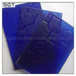 Patterned Laminated Glass with Csi pictures & photos