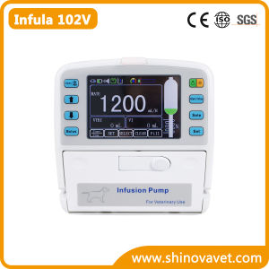 Multi-Function Portable Veterinary Infusion Pump (Infula 102V)