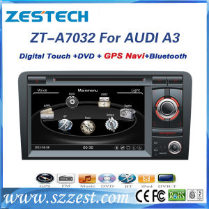 China 2 Din Car Dvd Gps Radio Stereo For Audi A3 China Car Radio