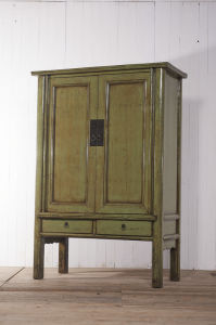 Thick and Easy Cabinet Antique Furniture