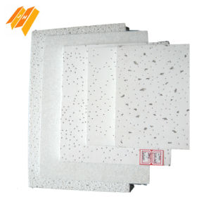 Mineral Fiber Suspended Office Ceiling Tile