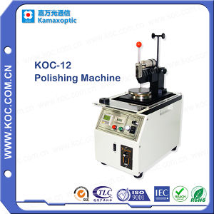 Koc-12 Central Pressurized Fiber Optic Polishing Machine on Sales pictures & photos