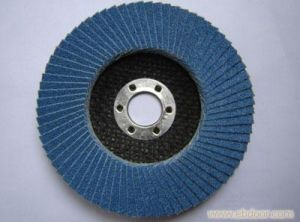 Zirconia Oxide Flap Disc for Stainless Steel pictures & photos