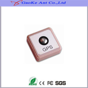 25*25mm Good Performance 1575MHz GPS Ceramic Patch Passive Antenna, GPS Internal Antenna pictures & photos