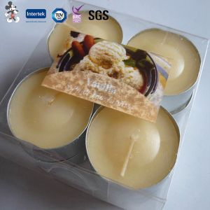 Factory Price Hot Sale Competitive Price Fashionable Heart Shaped Votive Candles pictures & photos