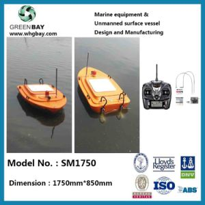 Unmanned Surface Autopilot Vessel Usv Survey Boat Remote Control Vehicle  Carry Adcp, Ctd, Multi-Beam or Other Sensors