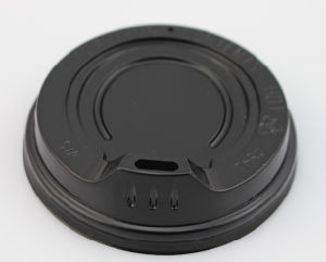 New Style PP Plastic Lid for Paper Coffee Cups pictures & photos