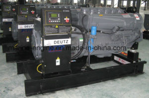50kva/40kw air cooled deutz genset with f6l912 engine
