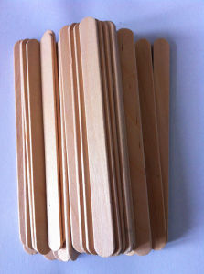 Wooden and Bamboo Disposable Stick pictures & photos