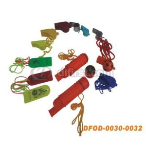High Quality Promotional / Emergency Outdoor Whistle pictures & photos