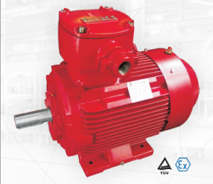 Ex-Proof Motor Yb3 Series 0.55kw 4p