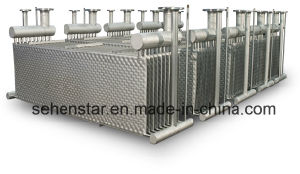 "Dairy Industry Waste Heat Recovery Heat Exchanger ""316 Food Grade Stainless Steel Plate Heat Exchanger"" pictures & photos"