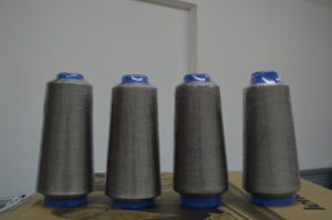 Sell Silver Conductive Yarn with Conical Package