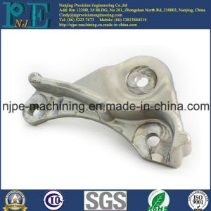 Customized High Precision Aluminum Low Pressure Die Cast Part