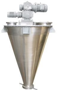 Conical Screw Mixer with Double Gear Reducer pictures & photos