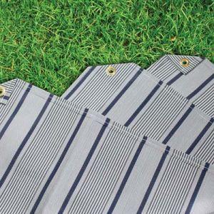 Heavy Duty Deluxe Awning Carpet RV Mat Outdoor Grass