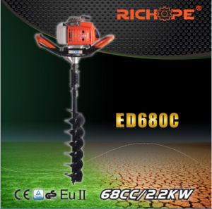 High Quality Portable Earth Drill (ED680C) pictures & photos