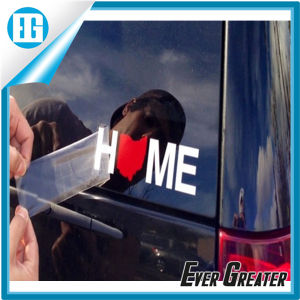 Waterproof Cut out Vinyl Car Stickers OEM pictures & photos