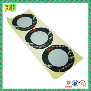 Round Adhesive Sticker Label Printing pictures & photos