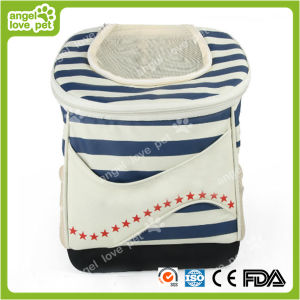 Firm Navy Style Shoulder Pet Product Pet Carrier pictures & photos
