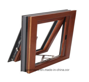 Thermal Break Environment-Friendly Aluminum Awning Window
