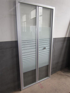 5mm Glass Folding Shower Screens pictures & photos
