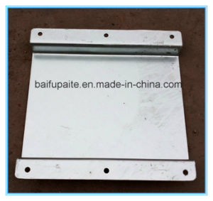 Hot Galvanised Steel Bending Parts Machining Hardware