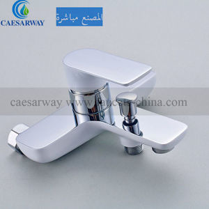 Brass Single Handle Shower Bath Mixer for Bathroom pictures & photos
