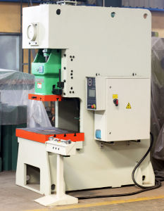 Power Press Metal Sheet Punching Hole with Ce & SGS Certificate pictures & photos