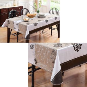PEVA/PVC Oilproof Table Cloth pictures & photos