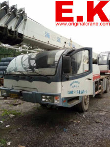 Construction Machinery Hydraulic Zoomlion Truck Mobile Crane (QY25H) pictures & photos