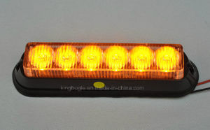 Surface Mounting Amber LED Warning Light Head Light (SL624) pictures & photos